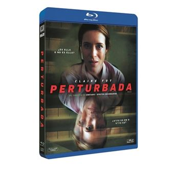 Perturbada - Blu-Ray
