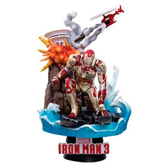Figura Marvel - Iron Man 3 Diorama Beast Kingdom