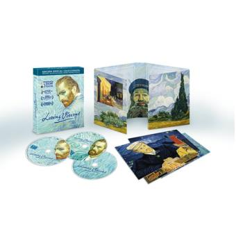 Loving Vincent - Edición Coleccionista - Blu-Ray + DVD +  BSO + postales