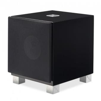 REL Acoustics T7i Subwoofer negro
