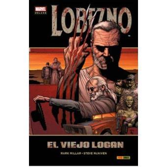 Lobezno. El viejo Logan. Marvel Deluxe