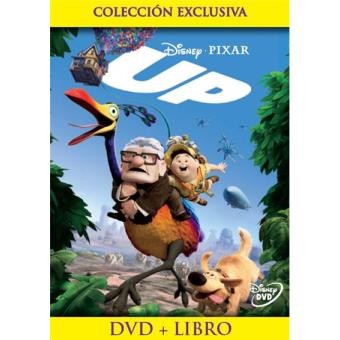 Up + Libreto- Exclusiva Fnac - DVD