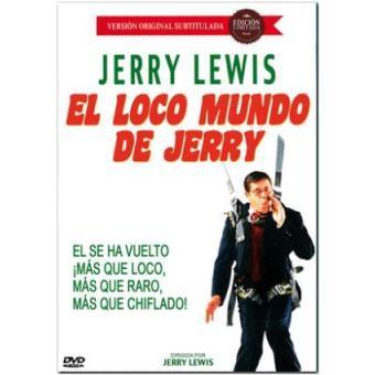 El loco mundo de Jerry (V.O.S.) - DVD