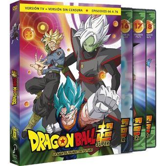 Dragon Ball Super  Box 6 - DVD