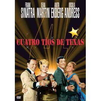 Cuatro tíos de Texas - DVD