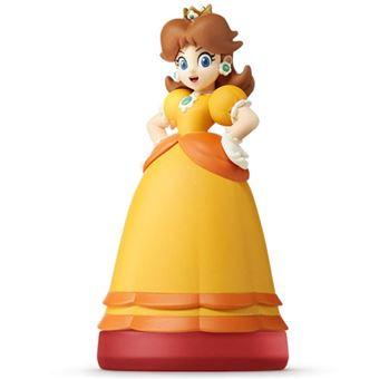 Figura Amiibo Daisy - Colección Super Smash Bros
