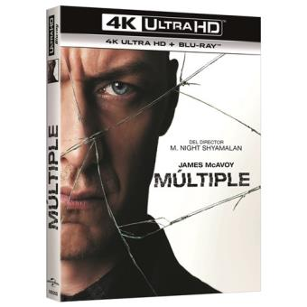 Múltiple - UHD + Blu-Ray