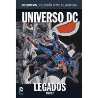 Legados 2 (Parte 2) Universo DC