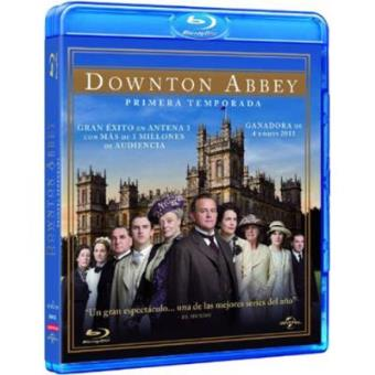 Downton AbbeyDownton Abbey - Temporada 1 - Blu-Ray
