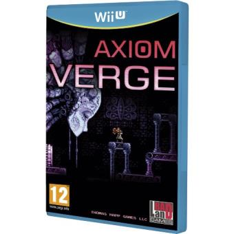 Axiom Verge: Multiverse Edition Nintendo Wii U