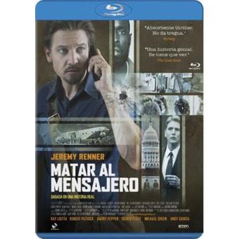 Matar al mensajero - Blu-Ray