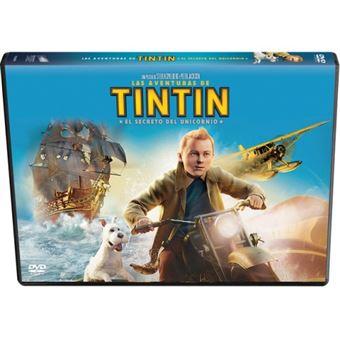 Las aventuras de Tintín: El secreto del unicornio - DVD Ed Horizontal