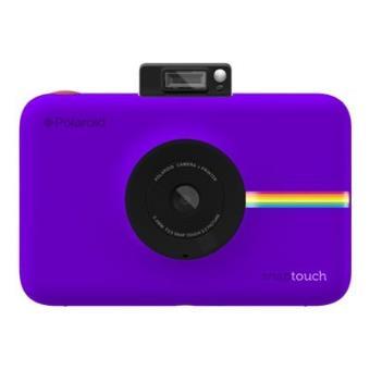 Cámara instantánea digital Polaroid Snap Touch Púrpura