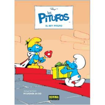 Los Pitufos 3. El rey pitufo