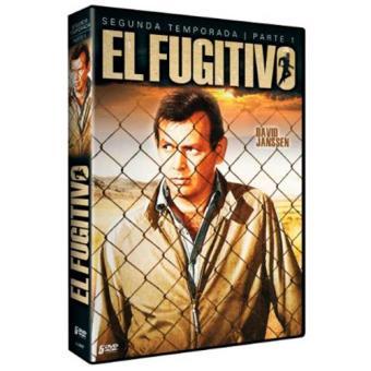 El fugitivo - Temporada 2 parte 1 - DVD
