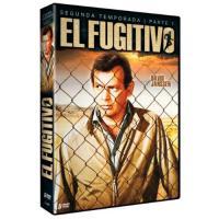 El fugitivo  Temporada 2 parte 1 - DVD