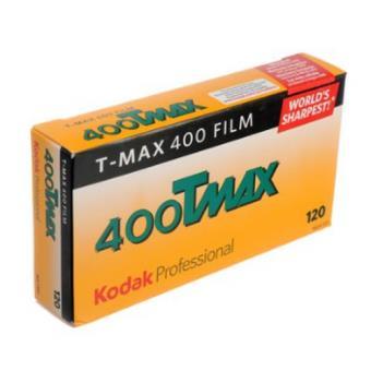 Kodak T-Max 400 ISO/ 120