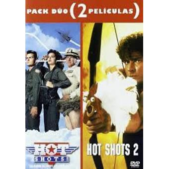 Pack Hot Shots 1 y 2 - DVD