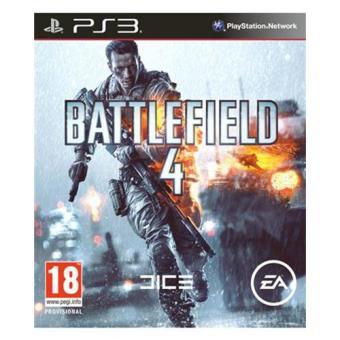 Battlefield 4 Edición Reserva PS3