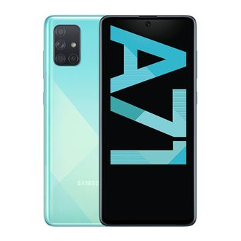 Samsung Galaxy A71 6,7'' 128GB Azul