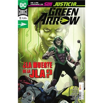 Green Arrow vol. 2, núm. 11 (Renacimiento)
