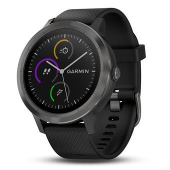 Smarwatch Garmin Vívoactive 3 Gris/Negro