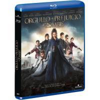 Orgullo + prejuicio + zombis - Blu-Ray