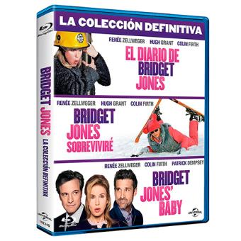 Pack Trilogía Bridget Jones - Blu-Ray