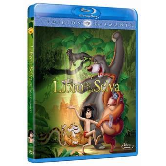 El libro de la selva - Edición diamante - Blu-Ray