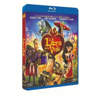 El libro de la vida - Blu-Ray