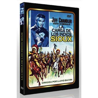 La carga de los indios Sioux - DVD
