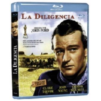La diligencia - Blu-Ray