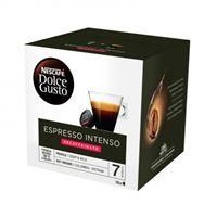 Pack 16 cápsulas Nescafé Dolce Gusto Espresso descafeinado intenso