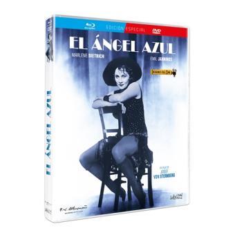 El ángel azul - Blu-Ray + DVD