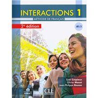 nteractions 1 A1.1 - Méthode de français