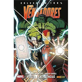 Vengadores: Vuelta a las esencias