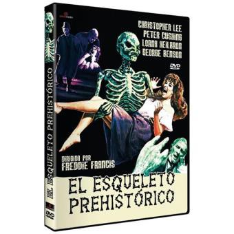 El esqueleto prehistórico - DVD