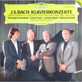 Konzerte fur 2,3&4 klavie