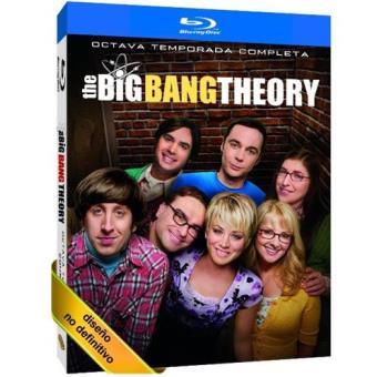 The Big Bang TheoryThe Big Bang Theory  Temporada 8 - Blu-Ray