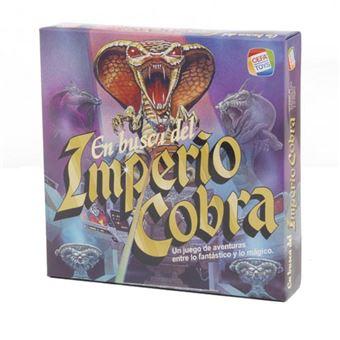 Cefa Toys - En busca del Imperio Cobra