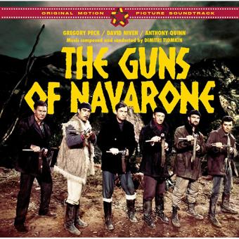 The Guns of Navarone B.S.O.