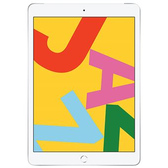 Apple iPad 10,2'' 32GB WiFi+Cellular Plata