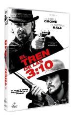 El tren de las 3:10 - DVD