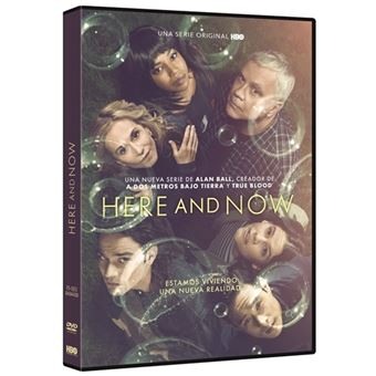 Here and Now - Temporada 1 - DVD