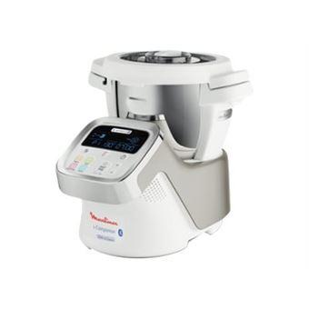 Robot de cocina Bluetooth Moulinex I-Companion 6 Programas