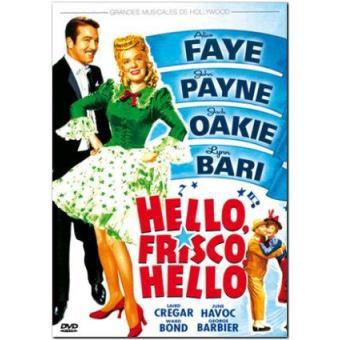 Hello, Frisco, Hello - DVD