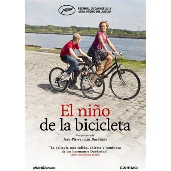 El niño de la bicicleta - DVD