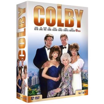 Pack Los Colby Temporadas 1-4 - DVD