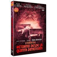 Retorno desde la quinta dimensión - DVD