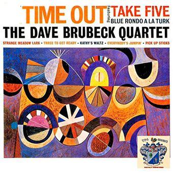 Time Out - Vinilo color